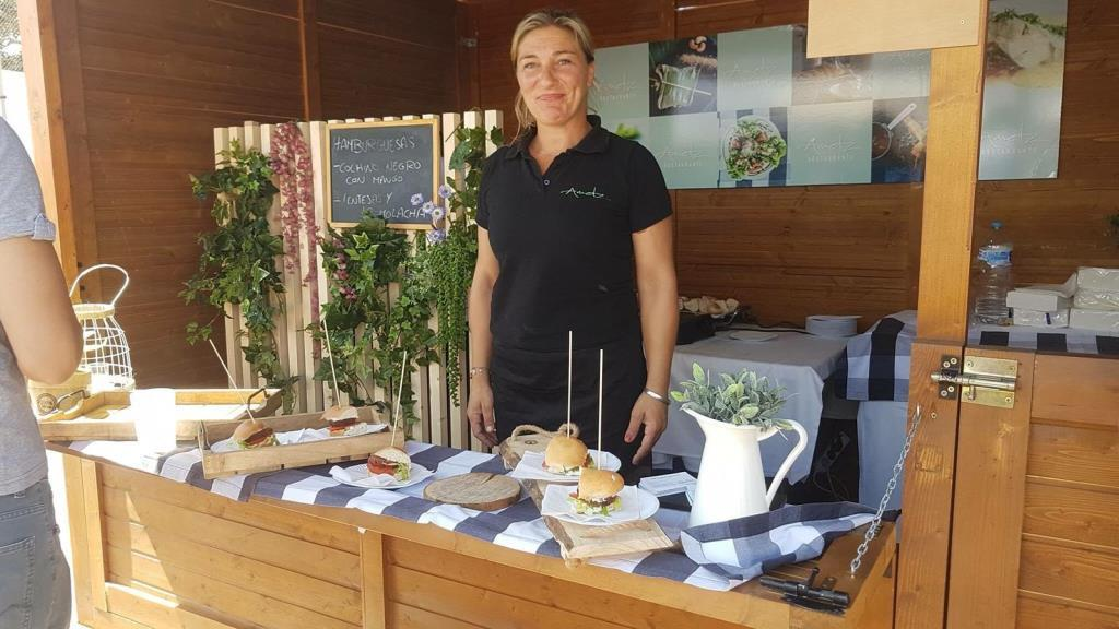 escanfraga-chef-4 'Paladea Villaverde', tres días de gastronomía, deporte y música